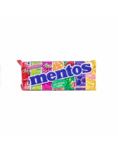 Menthos x3 fruits