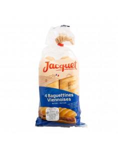 4 pains Baguettines jacquet