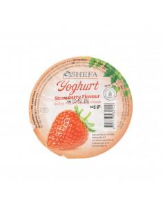 Yaourt shefa fraise petit modèle