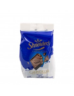 Chocolat Gianduja sachet au lait Shneiders