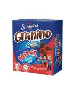 Mini Granino pockets x4 parvé