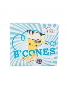 Glaces Bcones vanille x6