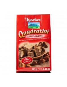 Loacker Quadratini sachet napolitain