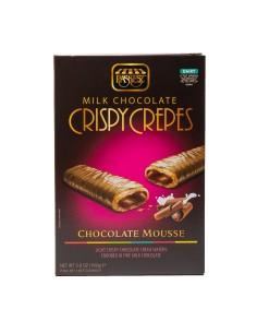 Gaufrettes fourrées chocolat Paskez lait
