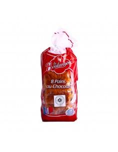 Pains au chocolat au lait x8 La Boulangère
