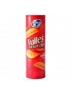 Chips au paprika en boîte World Food