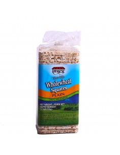 Galettes de riz au blé complet