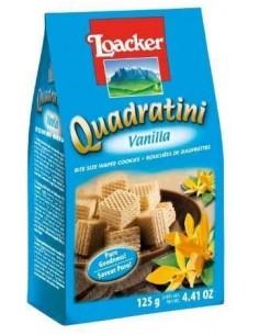Loacker Quadratini sachet vanille