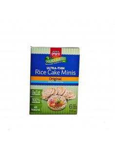 Mini galette de riz ronde