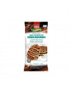 Galettes de maïs au chocolat au lait Paskez