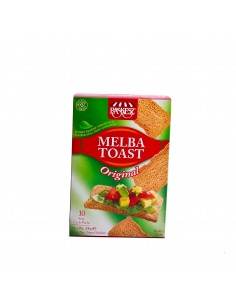 Crakers Melba toast original