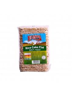 Galettes de riz Elisha sans sel