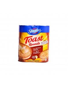 Toast au blé complet Shneiders
