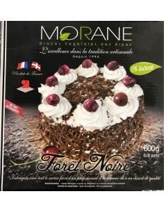 Dessert à la forêt noire Morane