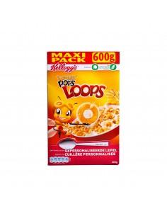 Céréales miel pops loops kellogs