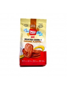 Cookies au caramel Man