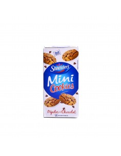 Mini cookies pépites choco