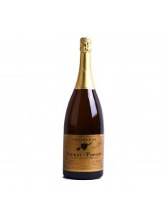Champagne magnum Bonnet-Ponson