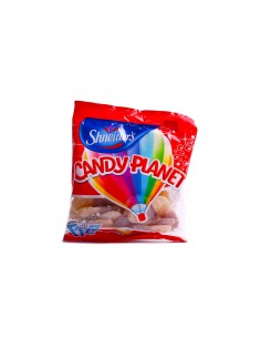 Candy Planet langues au cola