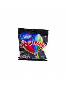 Candy Planet mix réglisse