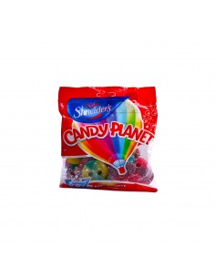 Candy Planet tête de mort acidulé