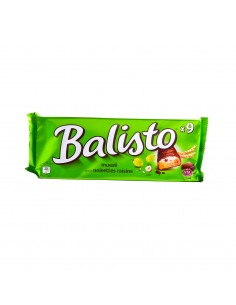 Chocolats Balisto raisin et noisette