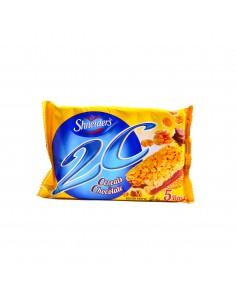 2C barres de chocolats
