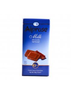 Chocolat Alprose lait