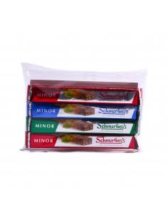 Chocolat minor x4 Schmerling's