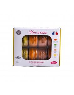 Macarons Korkaz x8