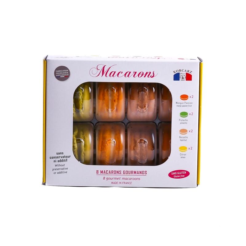 Macaron Korkaz x8