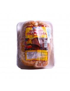 Rôti de dinde shawarma