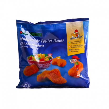 Nuggets de poulet Yarden