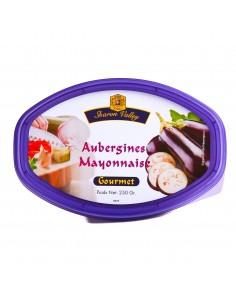 Aubergines mayonnaise...