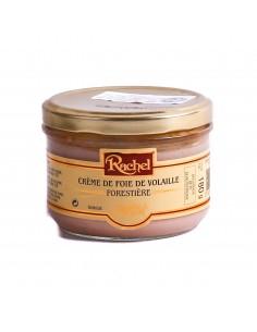 Crème de foie forestière