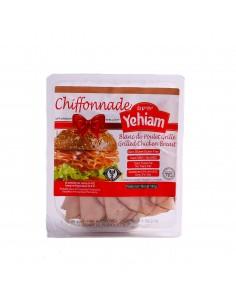 Chiffonnade de blanc de poulet grillée Yehiam